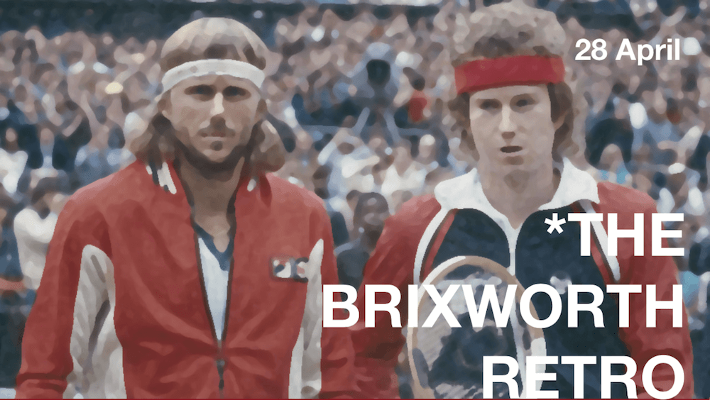 The Brixworth Retro 2019