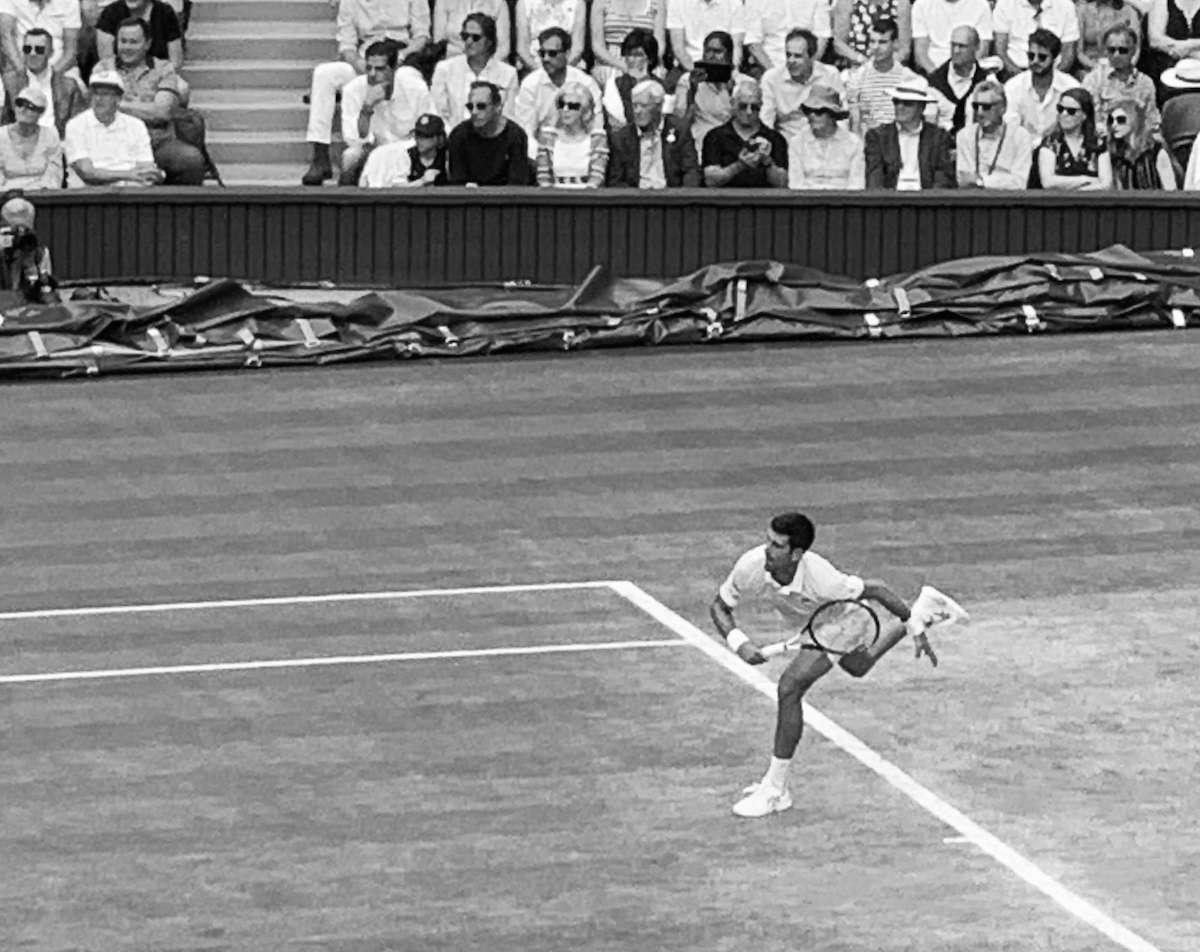Wimbldon2019-Djokovic